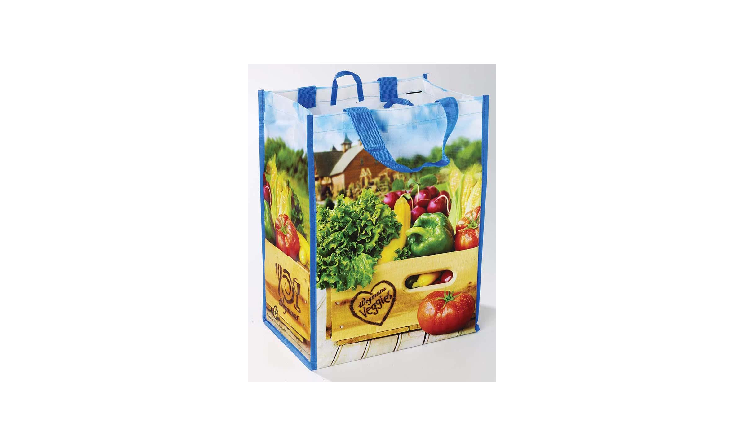 Wegman's reusable bag