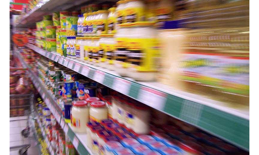 Nielsen, Trax Grocery shelf