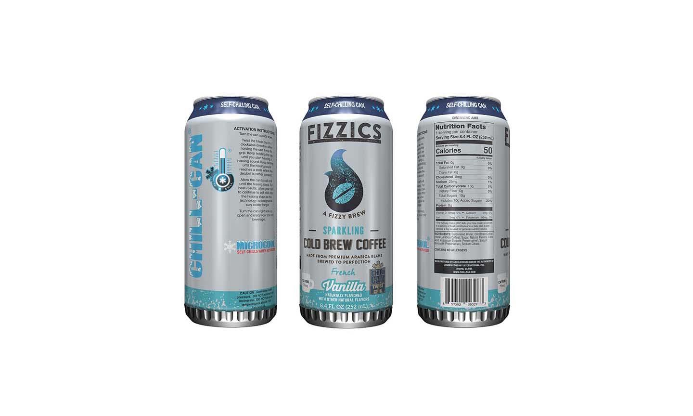7-Eleven Fizzics Sparkling Cold Brew Coffee