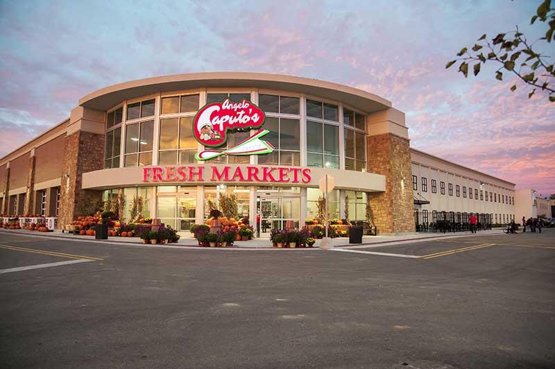 Angelo Caputo's Fresh Markets storefront