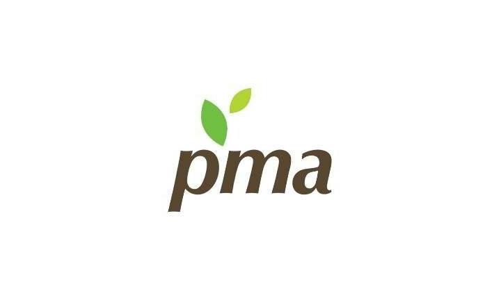 PMA logo, directors