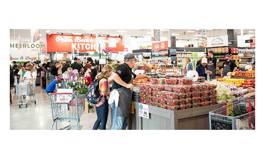 Earth Fare's first South Florida store
