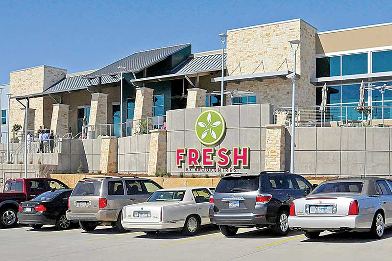 Fresh by Brookshire's Fate new store