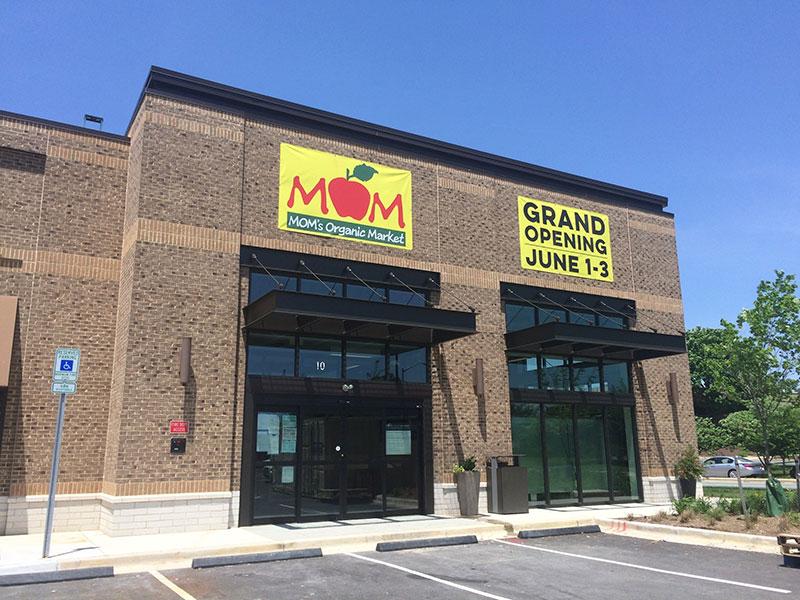 MOM's, Gaithersburg, Maryland