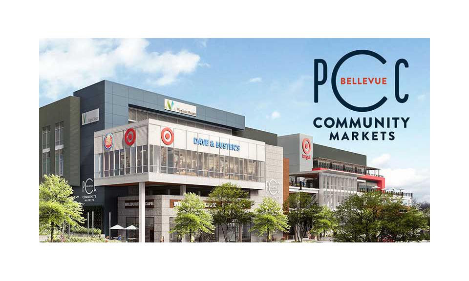 A rendering of the Bellevue PCC