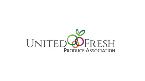 United Fresh logo, produce managers