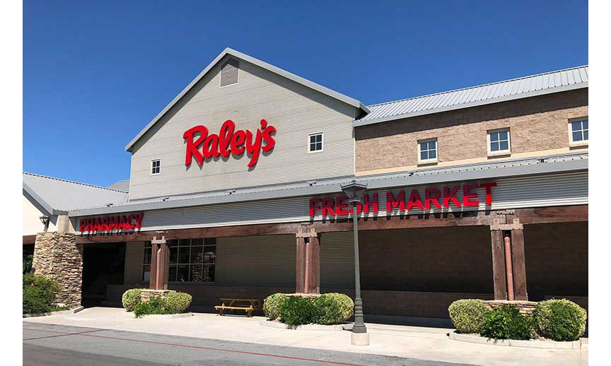 A Nevada Raley's store