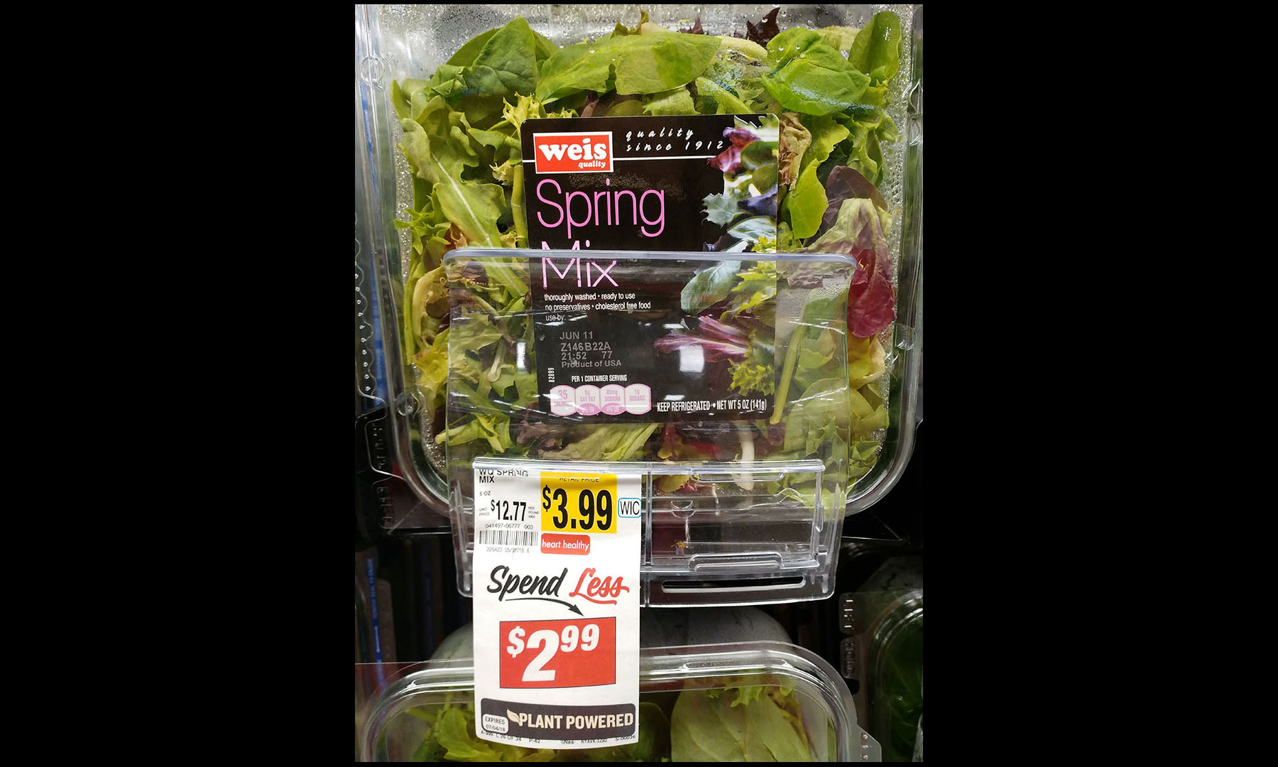 Plant Powered Weis Markets