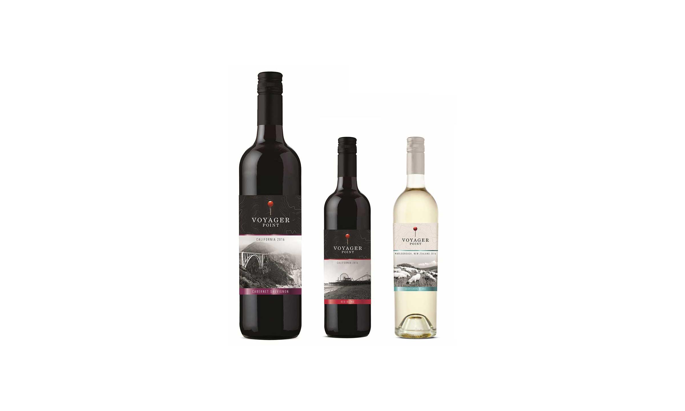 7-Eleven Voyager Point wine