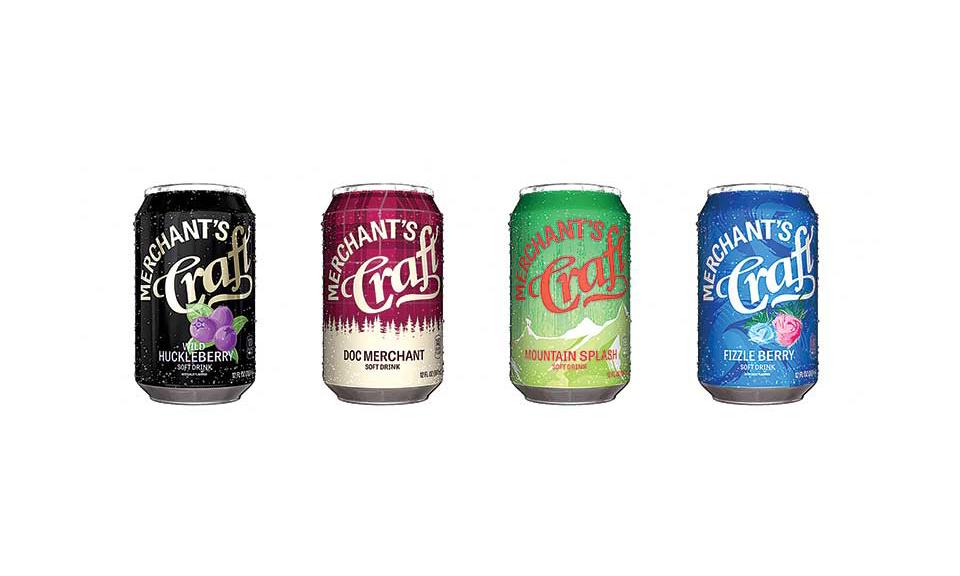 URM Merchant's Craft cans