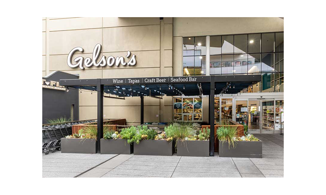 Gelson's remodeled Century City store