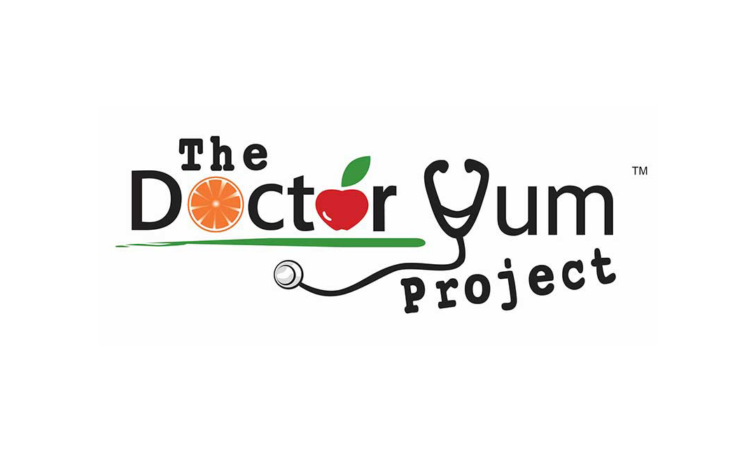 The Dr. Yum Project logo