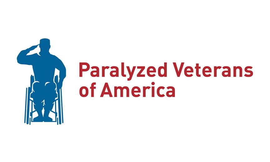 Paralyzed Vets logo