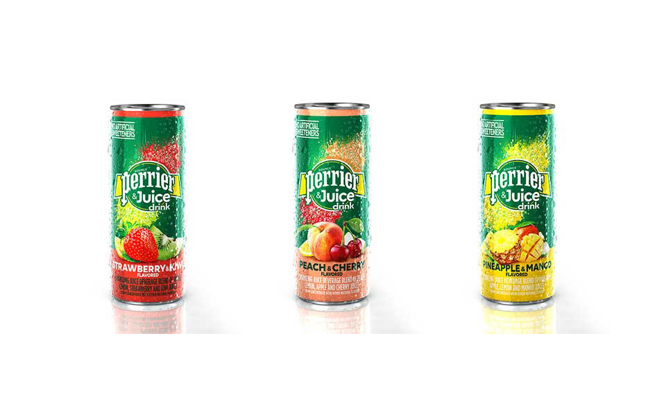 Perrier Juice