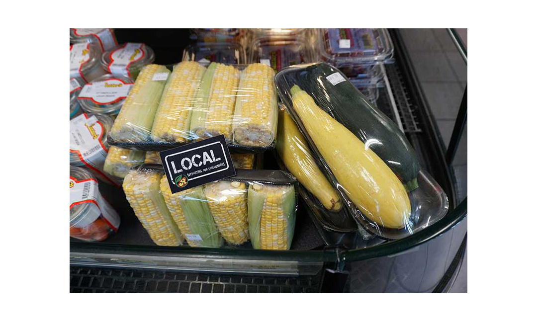 Rutter's local corn