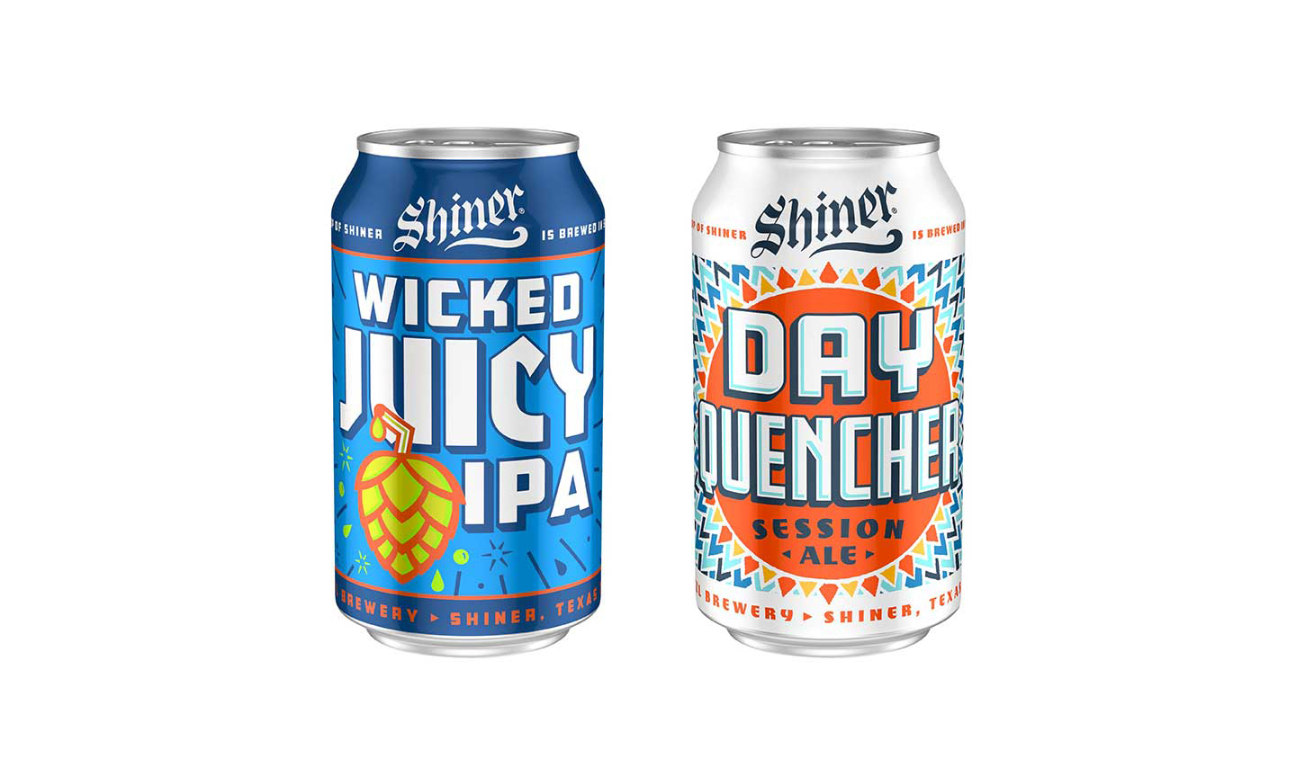 Shiner's two new ales