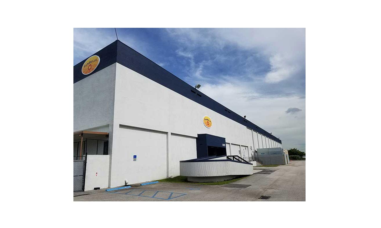 Sun Belle's new Miami distribution center