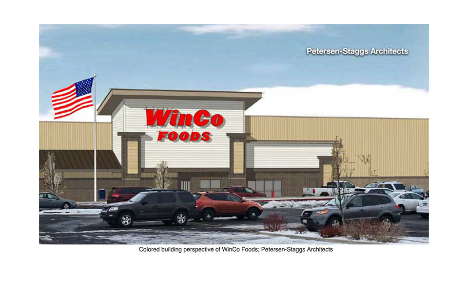 A rendering of the new WinCo