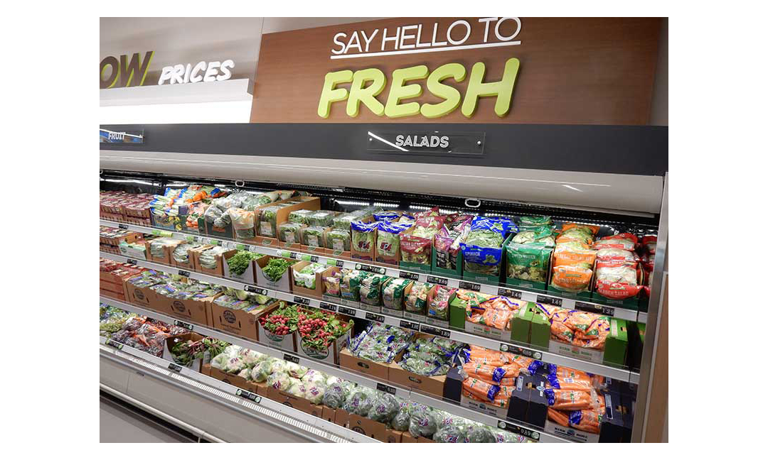 Fresh offerings at Aldi