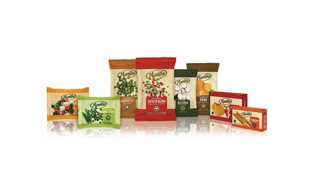 Quirch Foods' Mambo product line