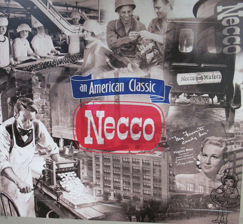 bidders invited NECCO assets