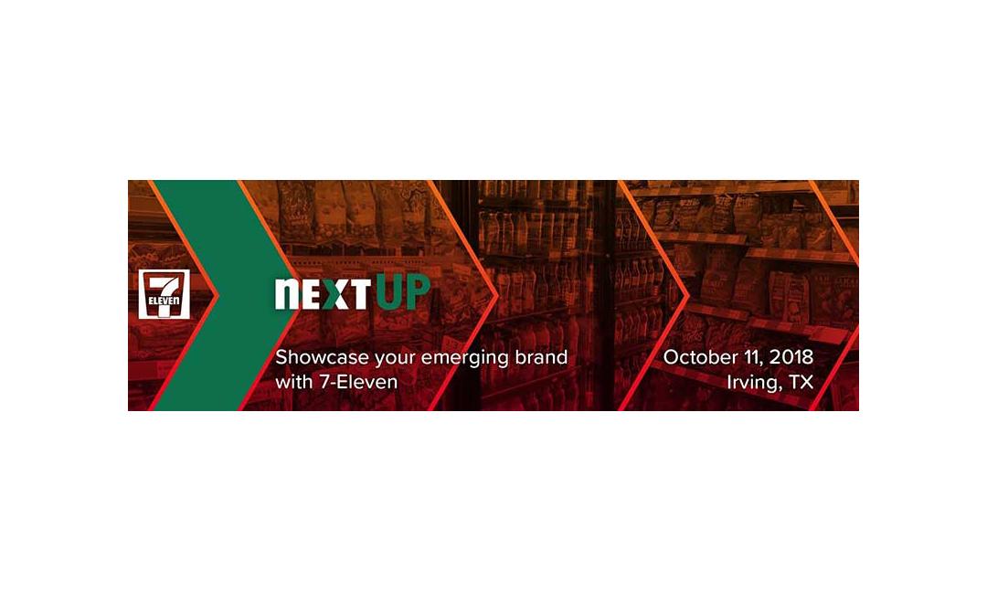 A Next Up event banner