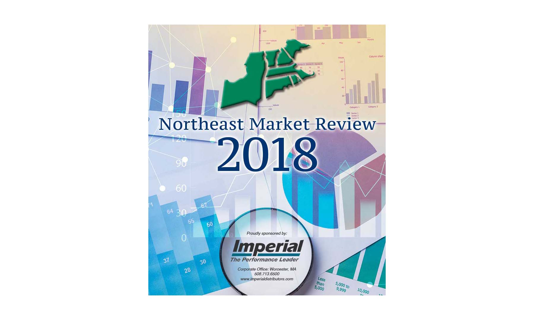 The cover of the 2018 Northeast Market Review.