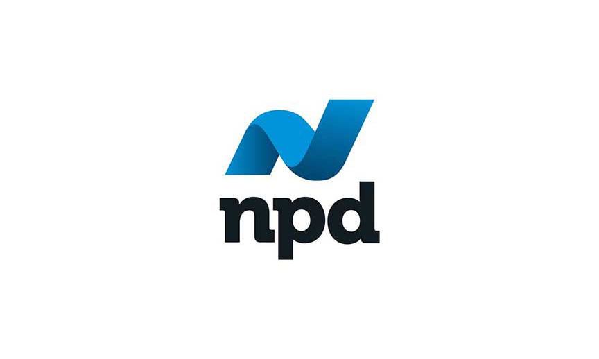 NPD Group logo, restaurant