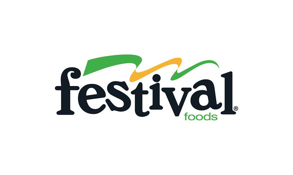 Festival Foods logo red kettle campaign