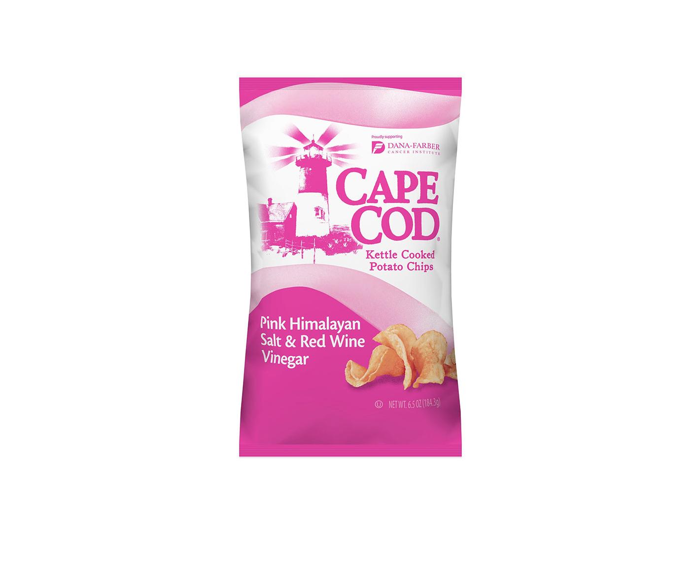 Cape Cod salt and vinegar