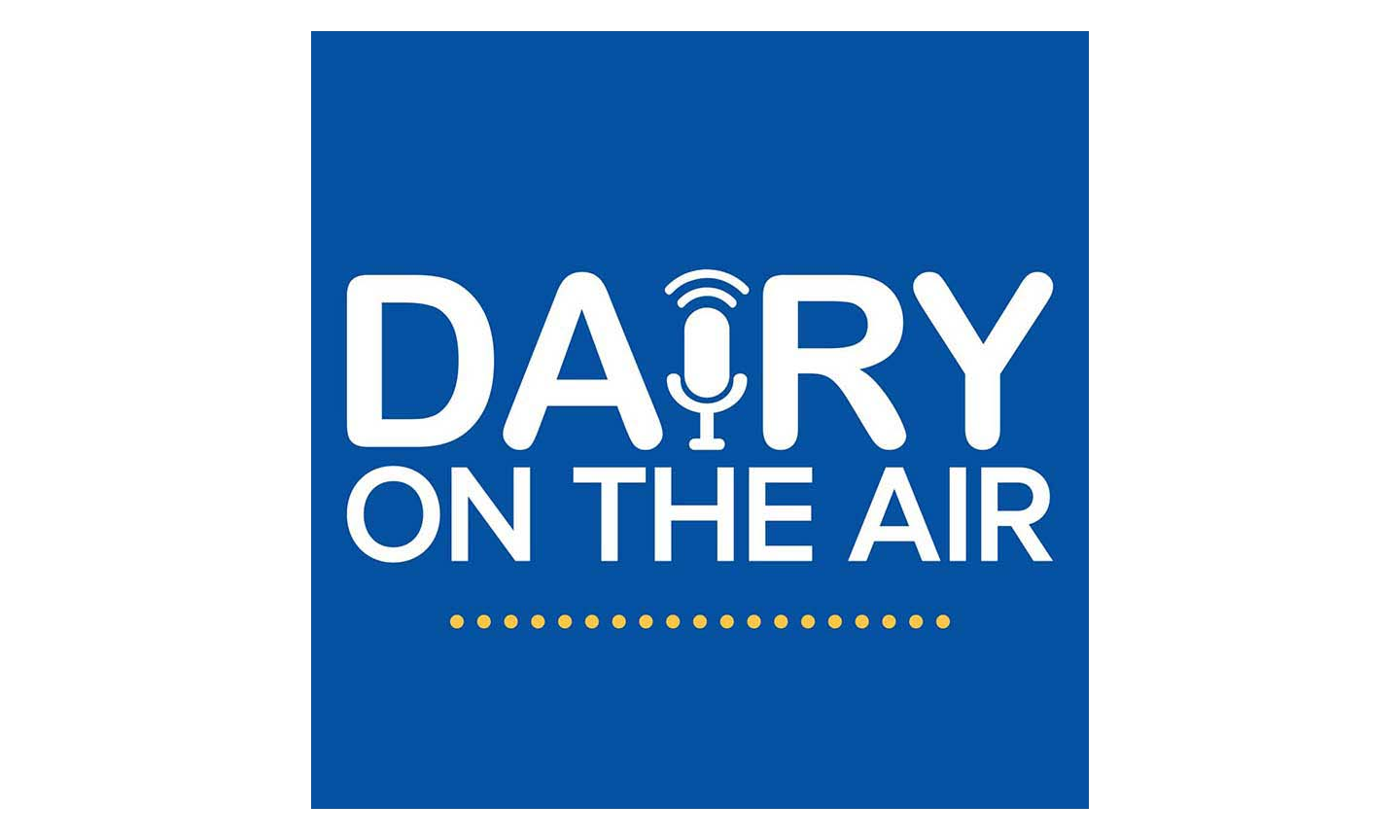 Dairy on the Air logo