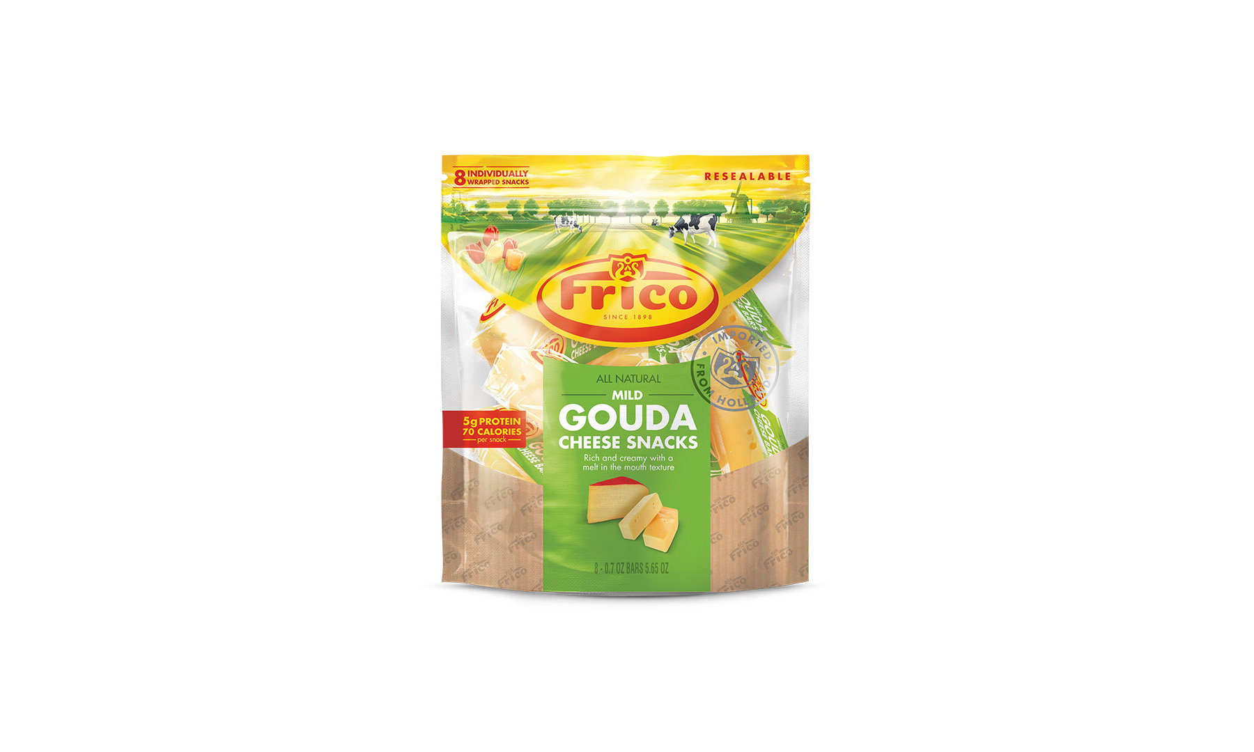 Frico gouda cheese snacks