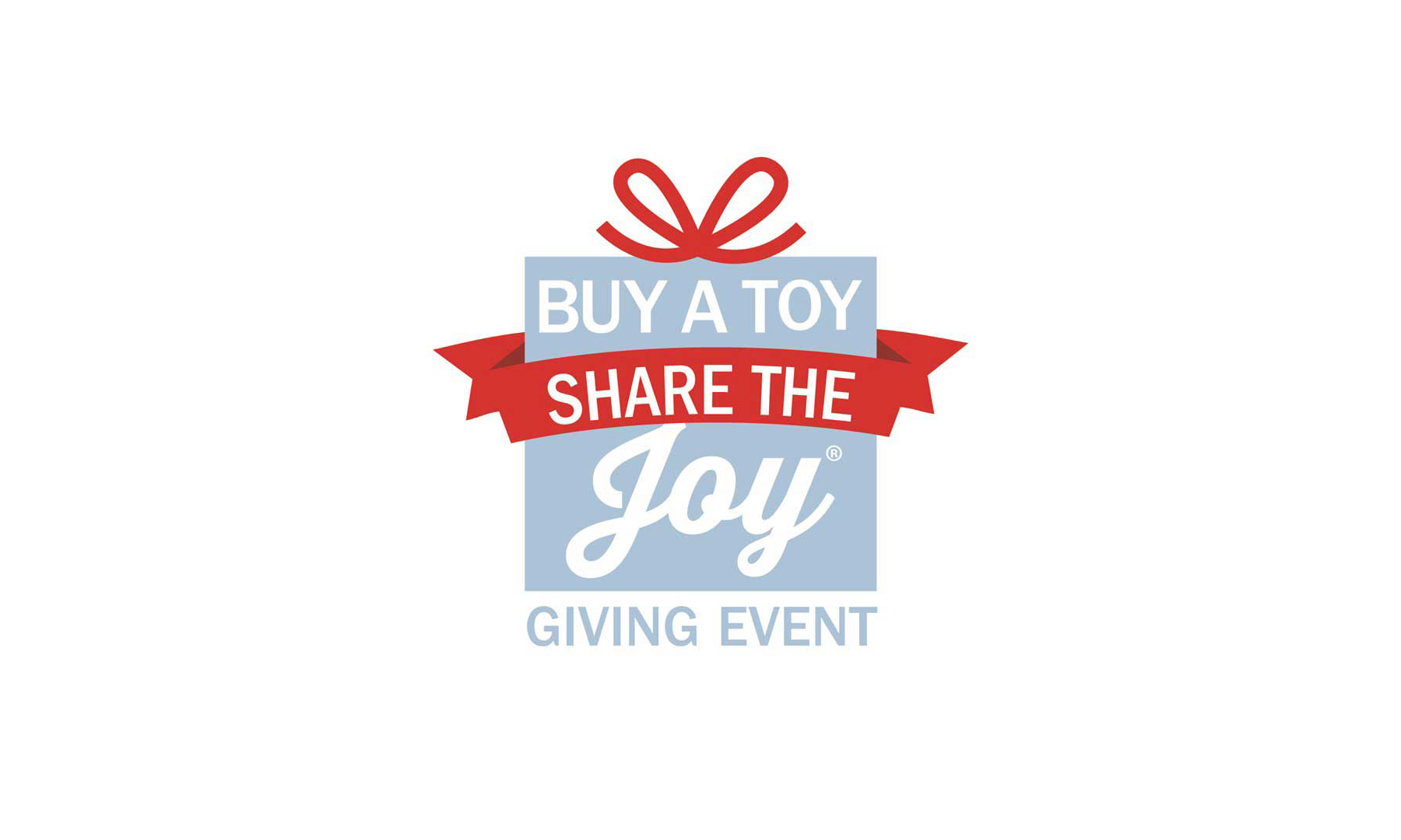 Meijer's Buy a Toy, Share the Joy logo