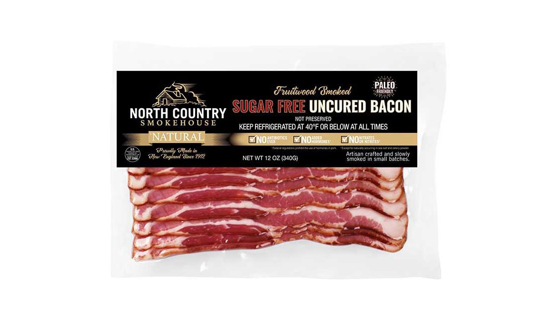 North Country Smokehouse sugar-free bacon