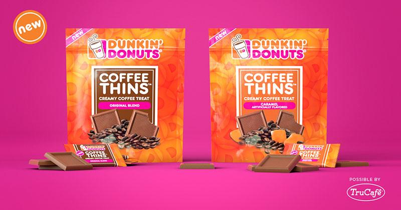 Dunkin' Coffee Thins
