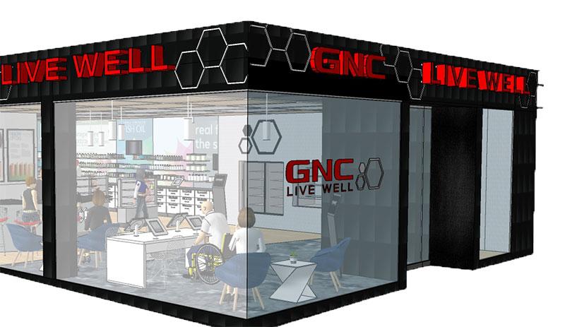GNC Pittsburgh wellness store