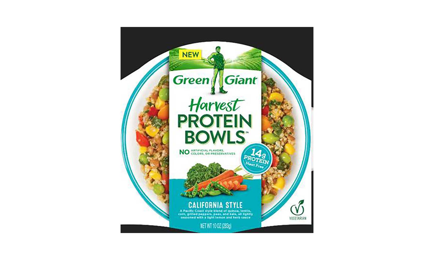 Green Giant Protein Bowl