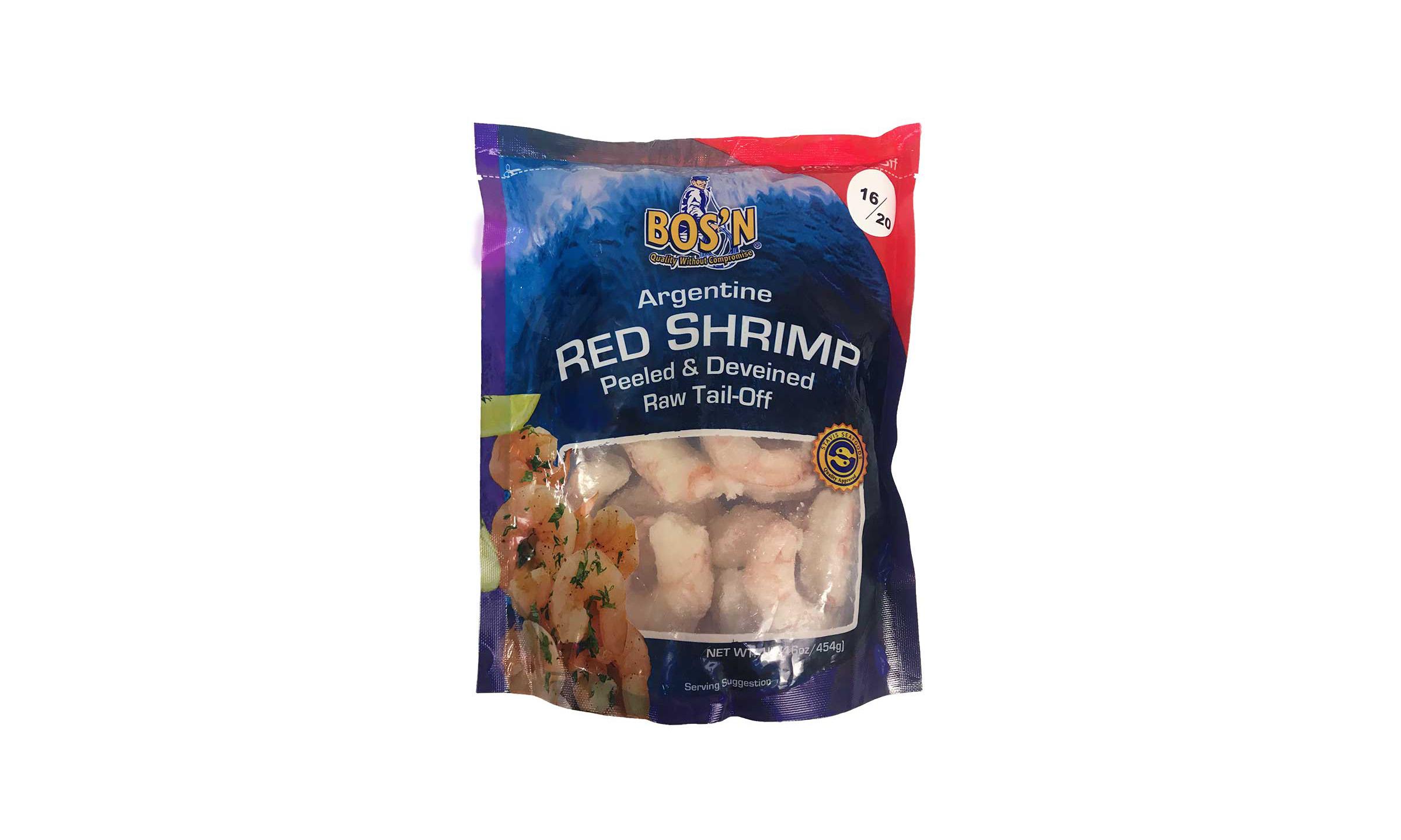 Stavis Seafood Red Shrimp