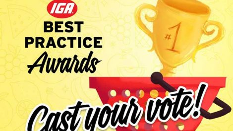 IGA Best Practices Awards promo