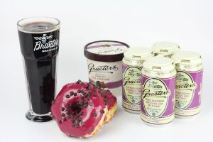 Braxton Brewing and Graeter's Ice Cream