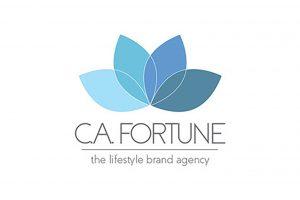 C.A. Fortune logo