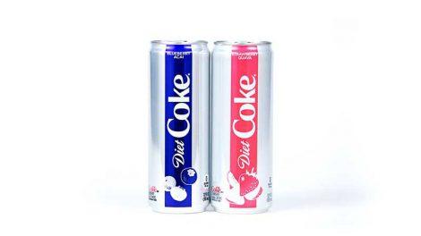 Diet Coke's new flavors