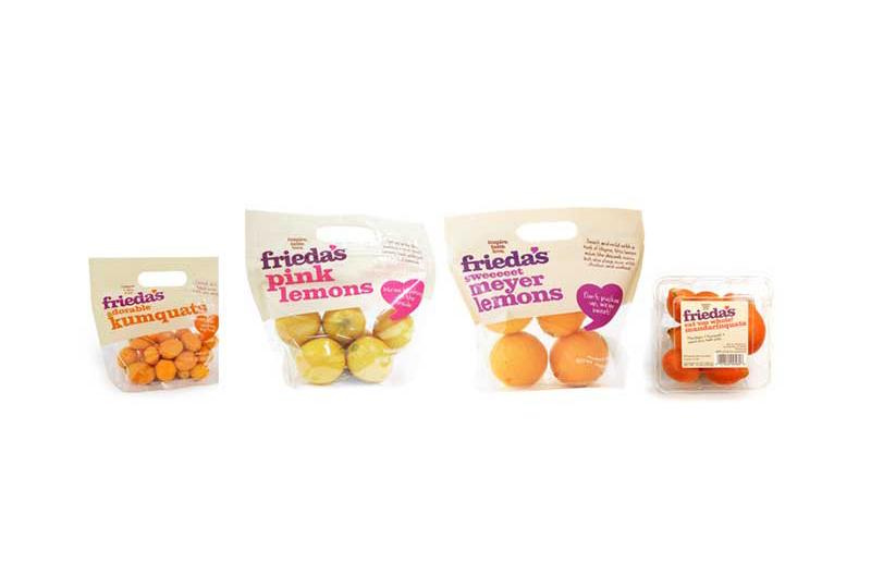 Frieda's winter citrus