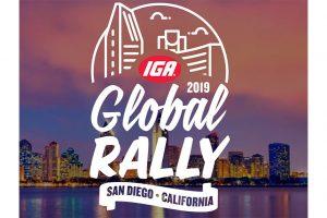 IGA Global Rally, San Diego, 2019