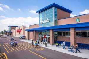 A Meijer Supercenter