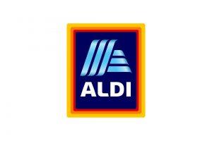 Aldi logo Dublin