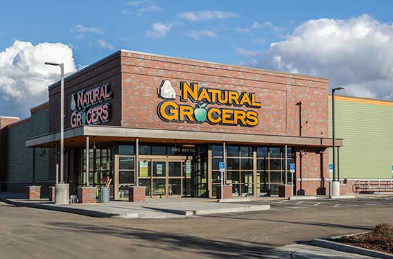Fredricksburg TX Natural Grocers, seafood department