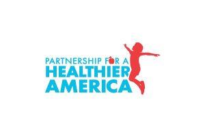 Partnership for a Healthier America logo