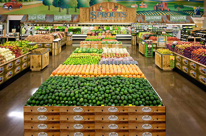 Sprouts to open