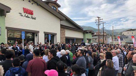 Vons Catalina store opening